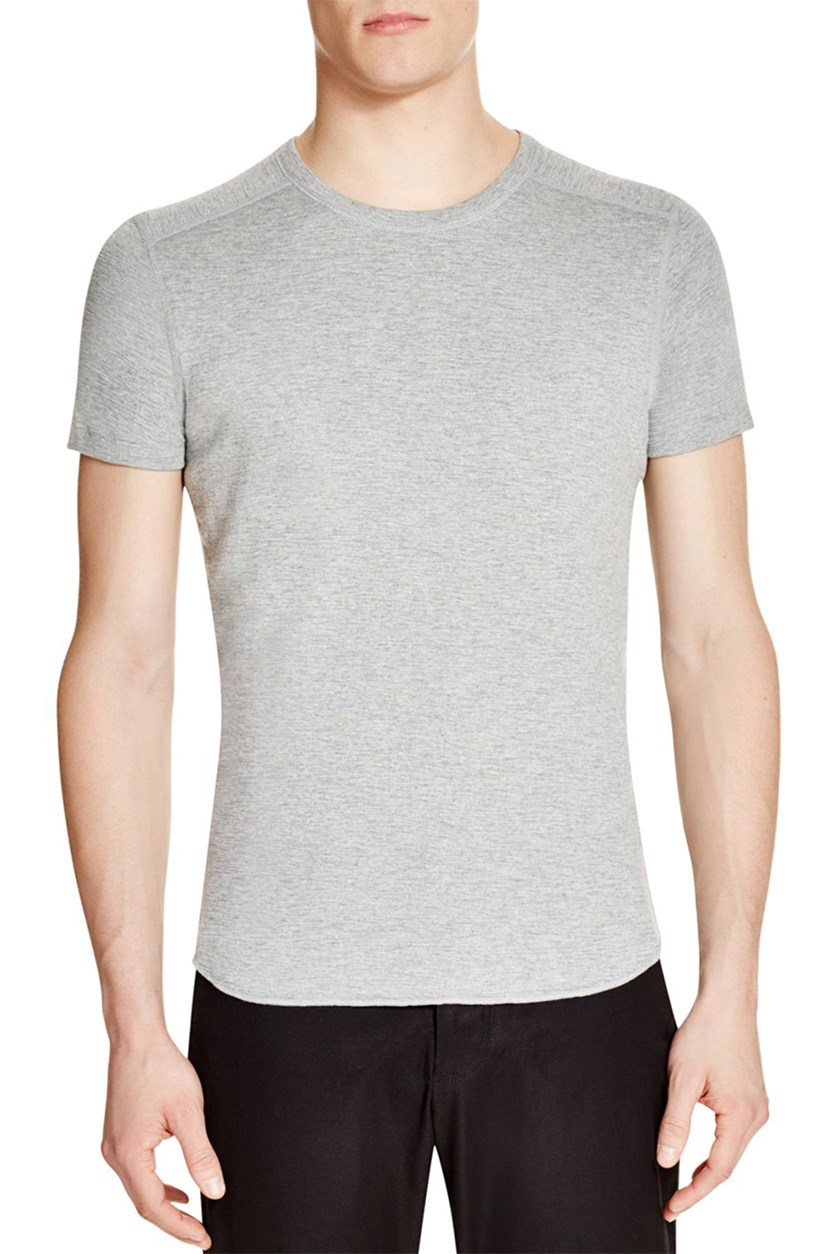 Men's Base T-Shirt, Heather Grey