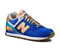New Balance Women's Expedition Pack Running Shoe, Pacific Blue