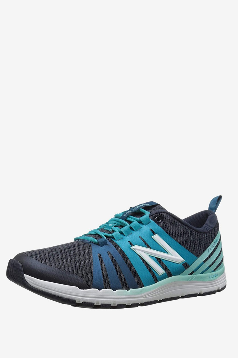 Women's 811 Training Shoe, Dark Grey/Teal