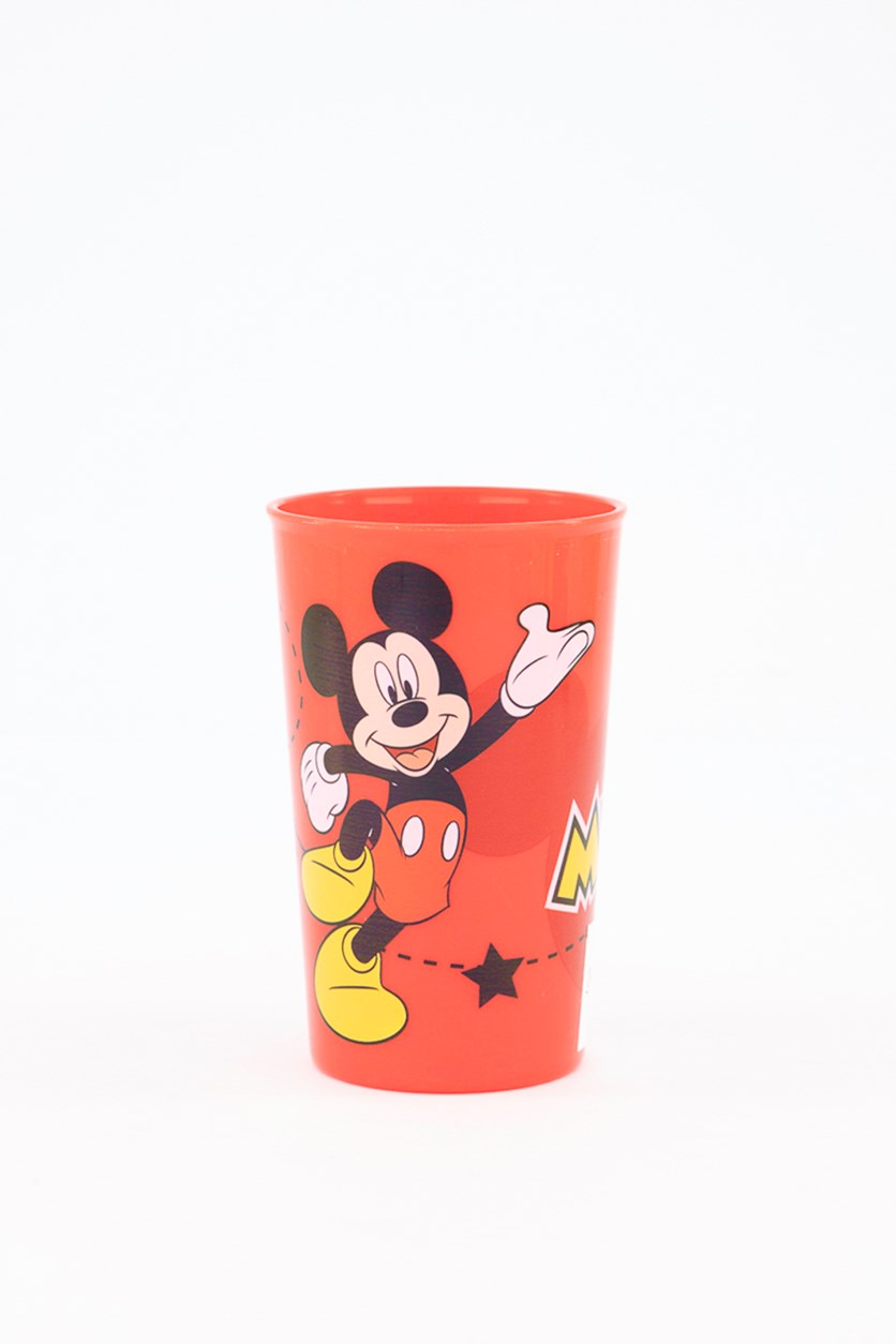 Mickey Mad About Pp Stackable Tumbler, Red