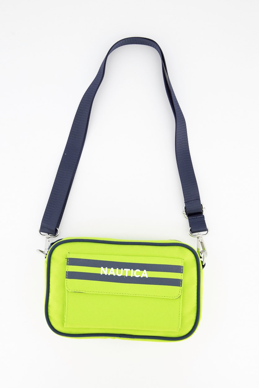 Trotter Convertible Bag, Lime