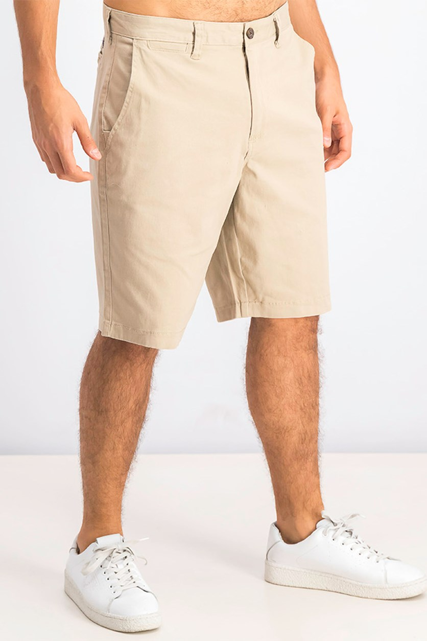 Men's Memphis Stretch Shorts, Toast