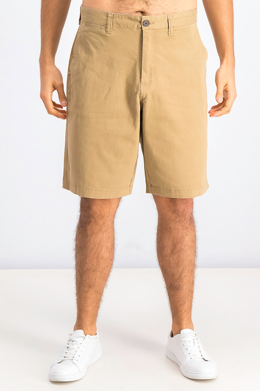 Men's Memphis Garment Dye Shorts, Khaki