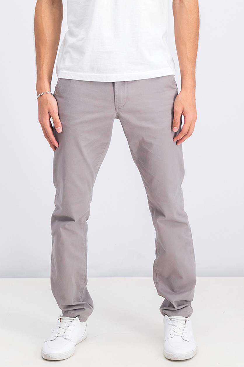 Men's Castleton Chino Pants, Frost Grey