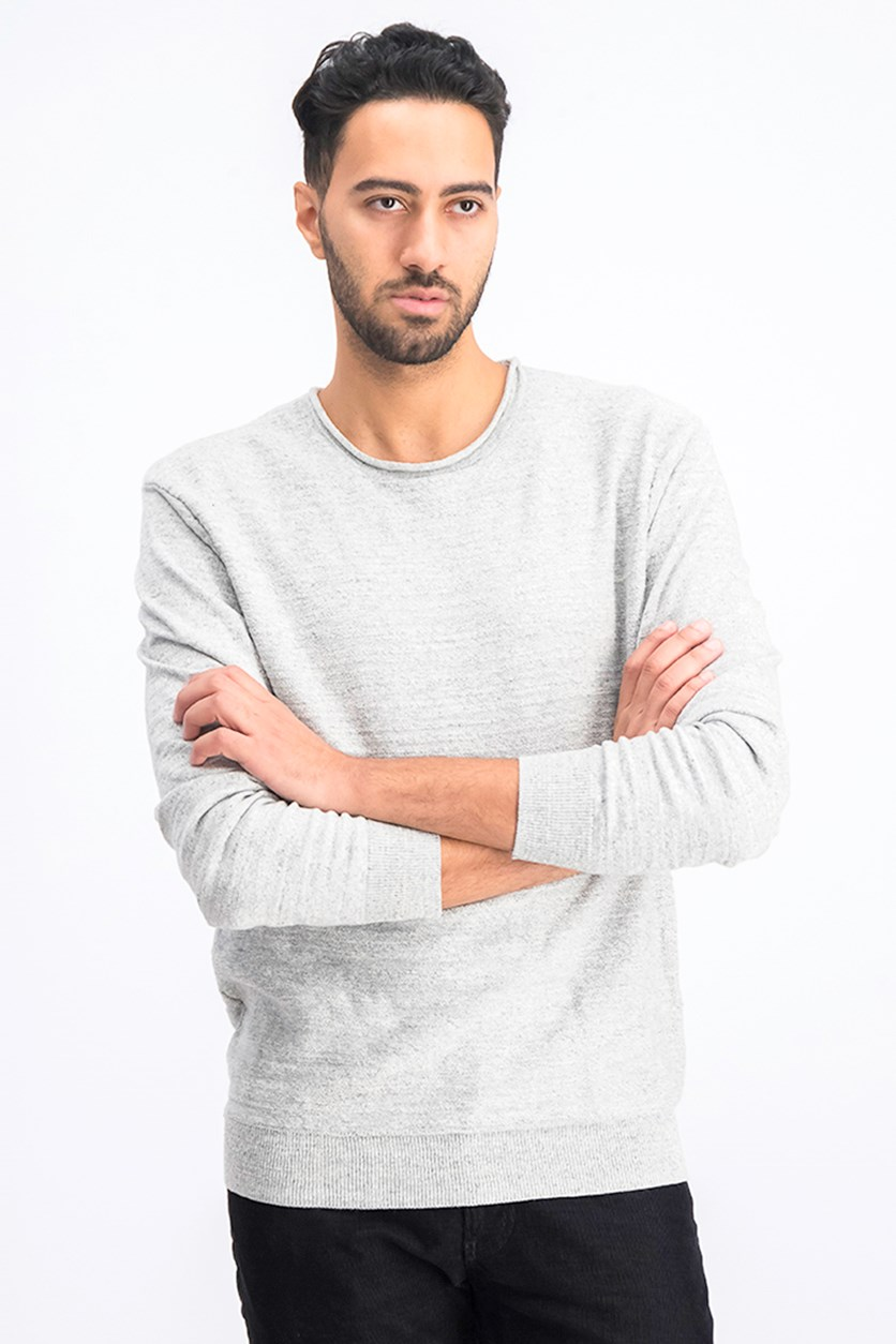 Men's Pullovers Sweaters, Grey