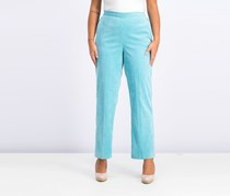 Women's Simply Irresistible Corduroy Pull-on Pants, Blue