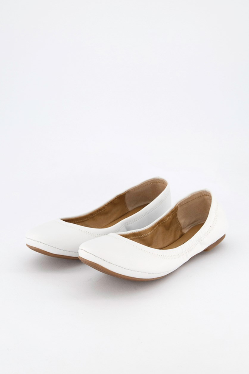 Emmie Flats, Bright White