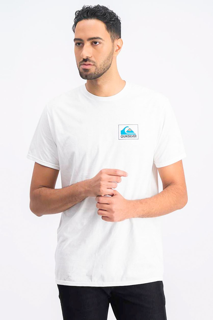 Men's Premium Fit The Box T-Shirt, White
