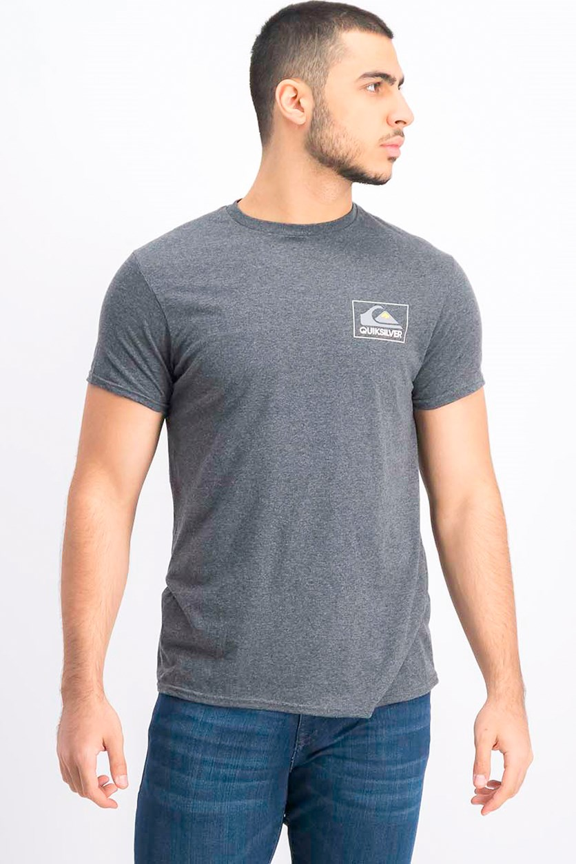 Men's Premium Fit The Box T-Shirt, Dark Grey