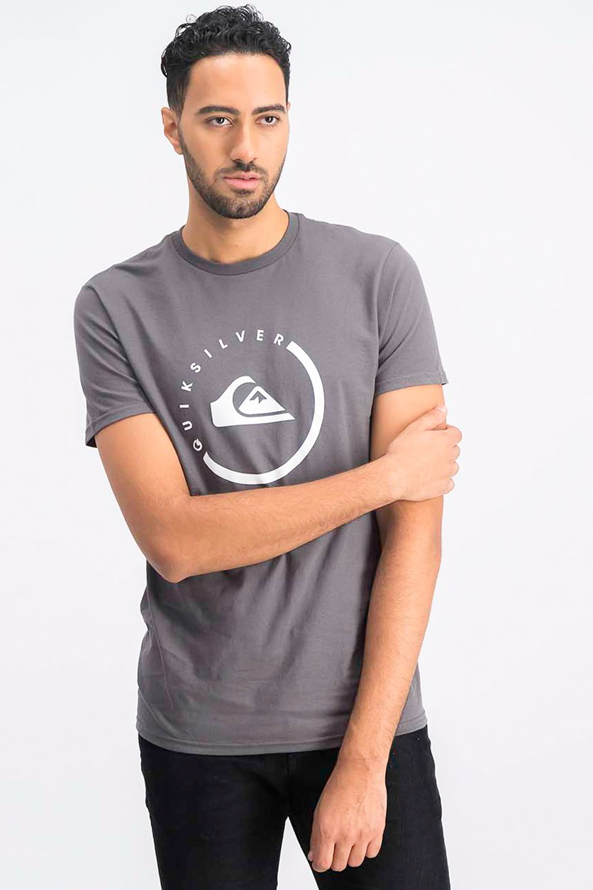 Men's Premium Fit Everyday T-Shirt, Dark Grey