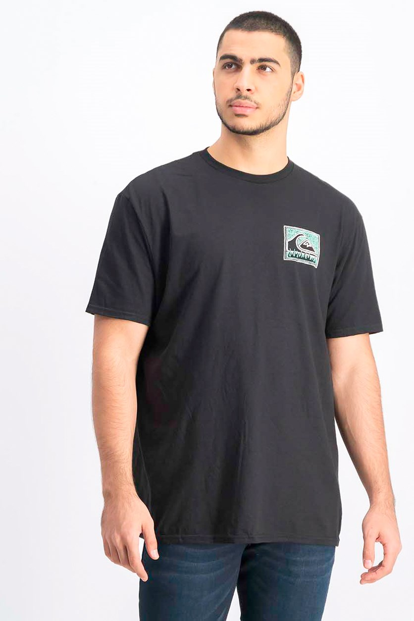 Men's Premium Fit Hell Box T-Shirt, Black