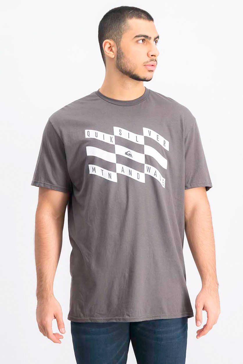Men's Premium Fit Bad Tuners T-Shirt, Dark Grey