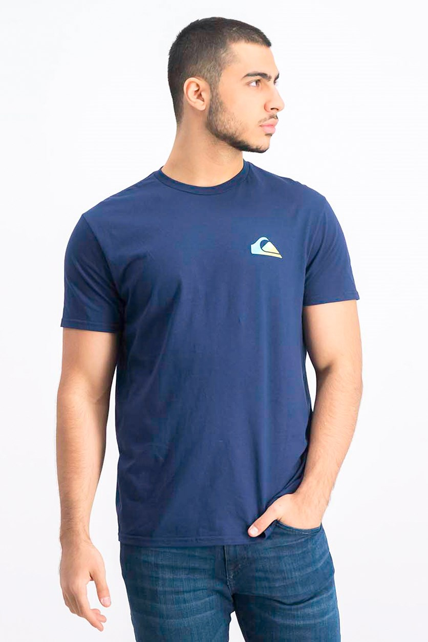 Men's Premiun Fit Grady T-Shirt, Navy