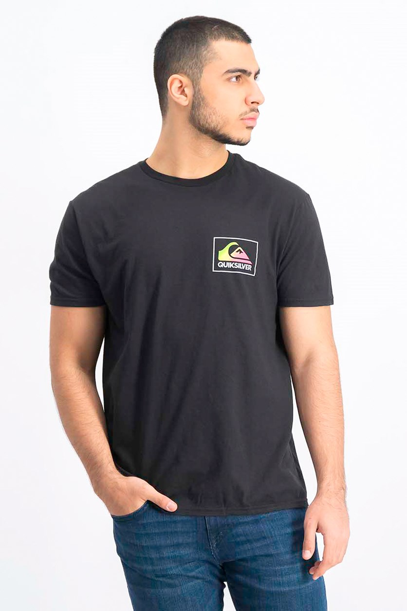 Men's Premium Fit New Wave T-Shirt, Black