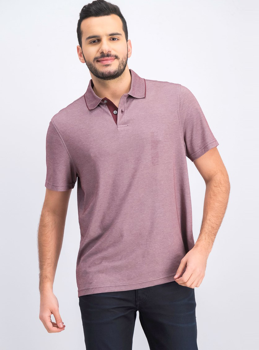 Men's Classic-Fit Supima Blend Cotton Polo, Port Royale