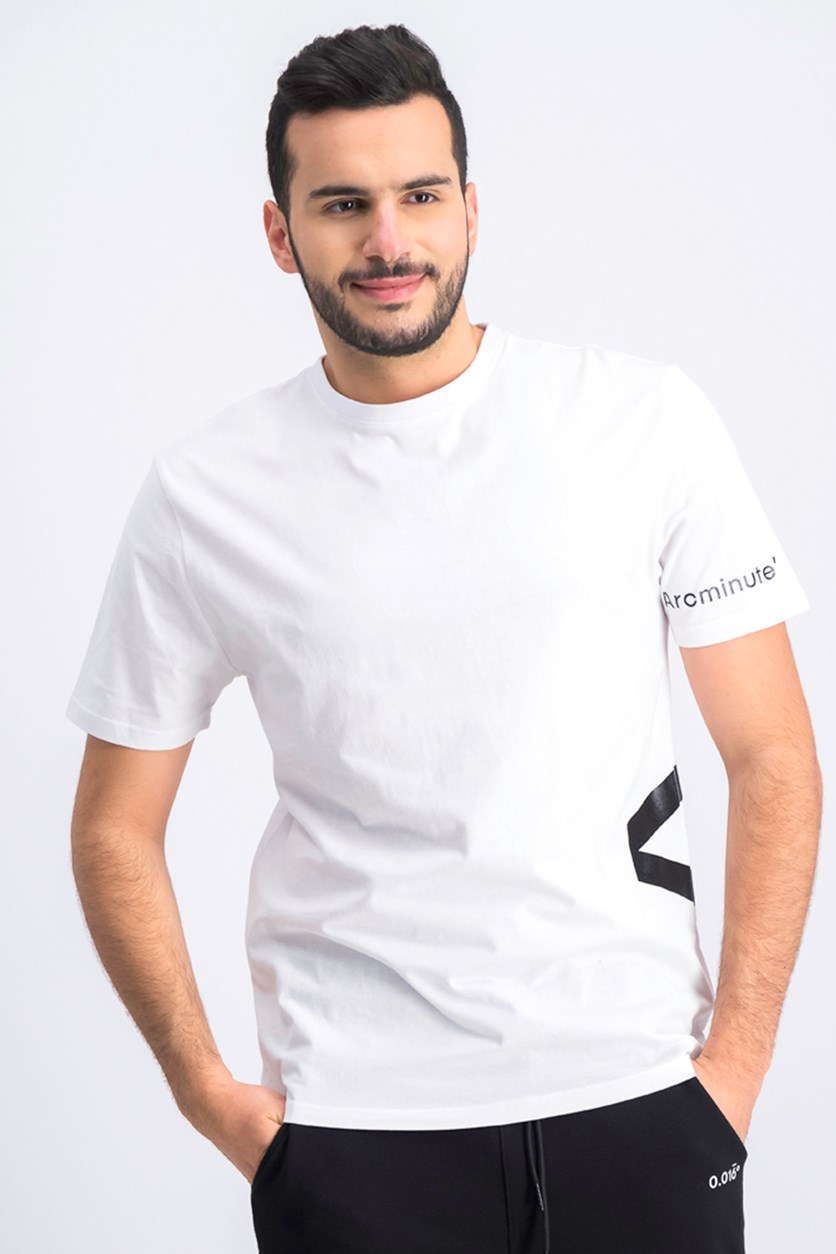 Men's Graphic T-Shirt, White