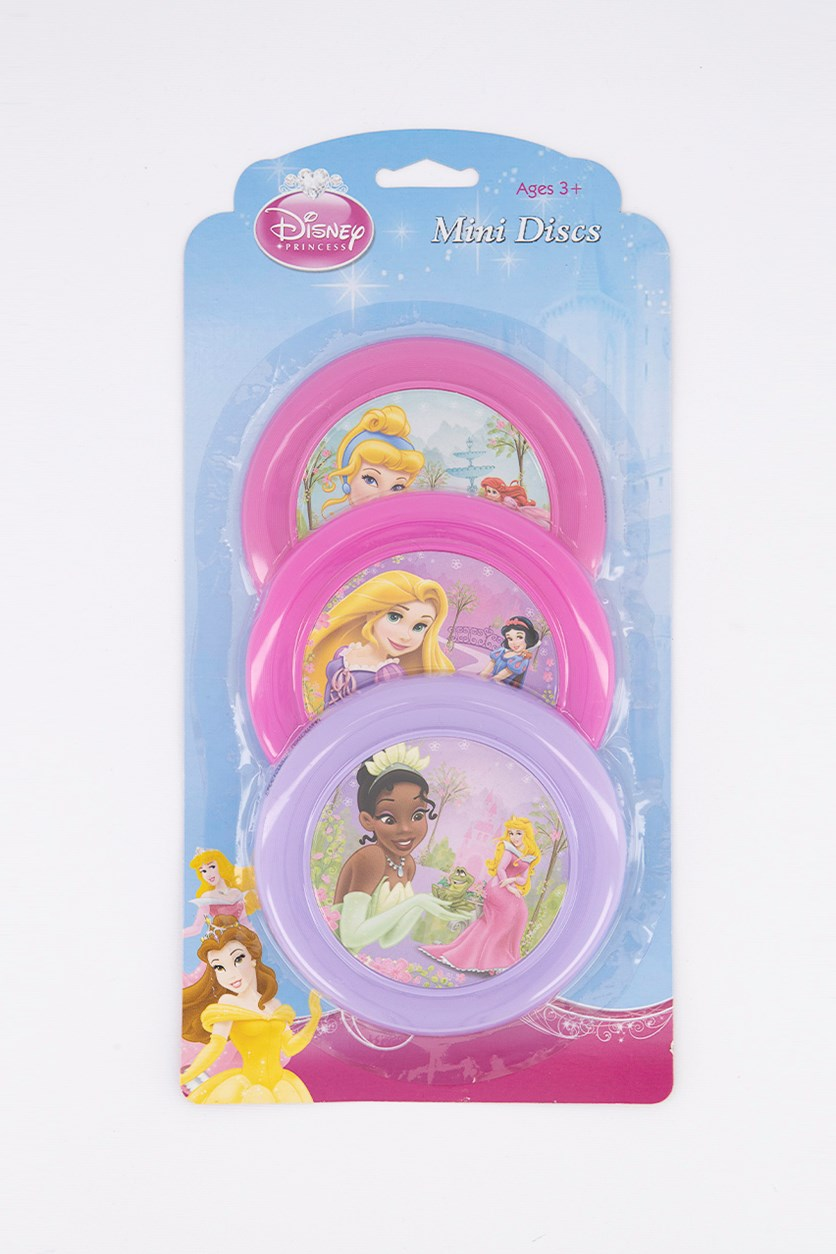 Pixar Princess Mini Disc, Puink/Purple