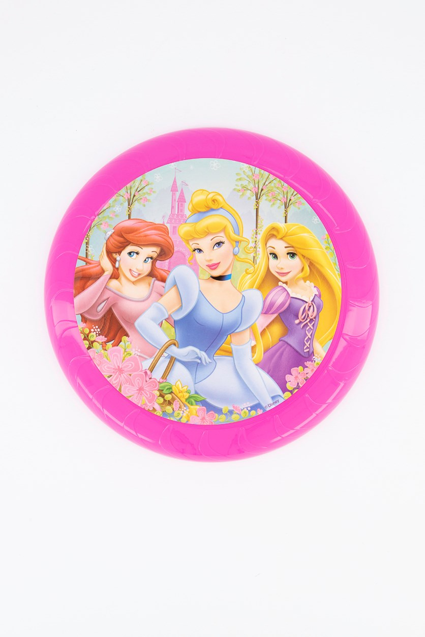 Princess Flying Disc, Pink