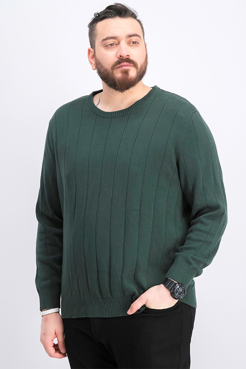 Mens Sweater, Deep Woods