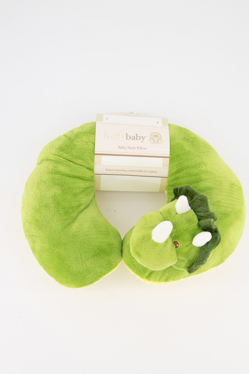 Baby Neck Pillow, Green