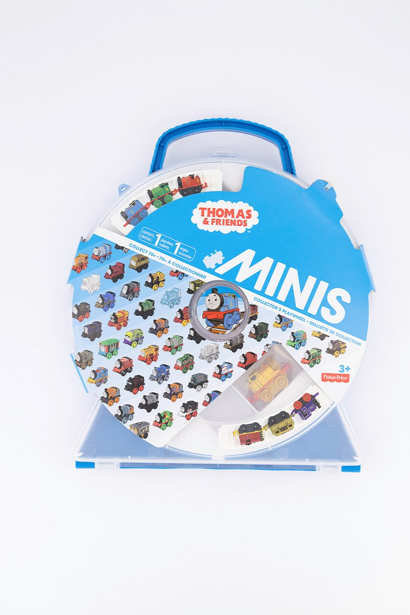 Minis Collector's Play Wheel, Blue