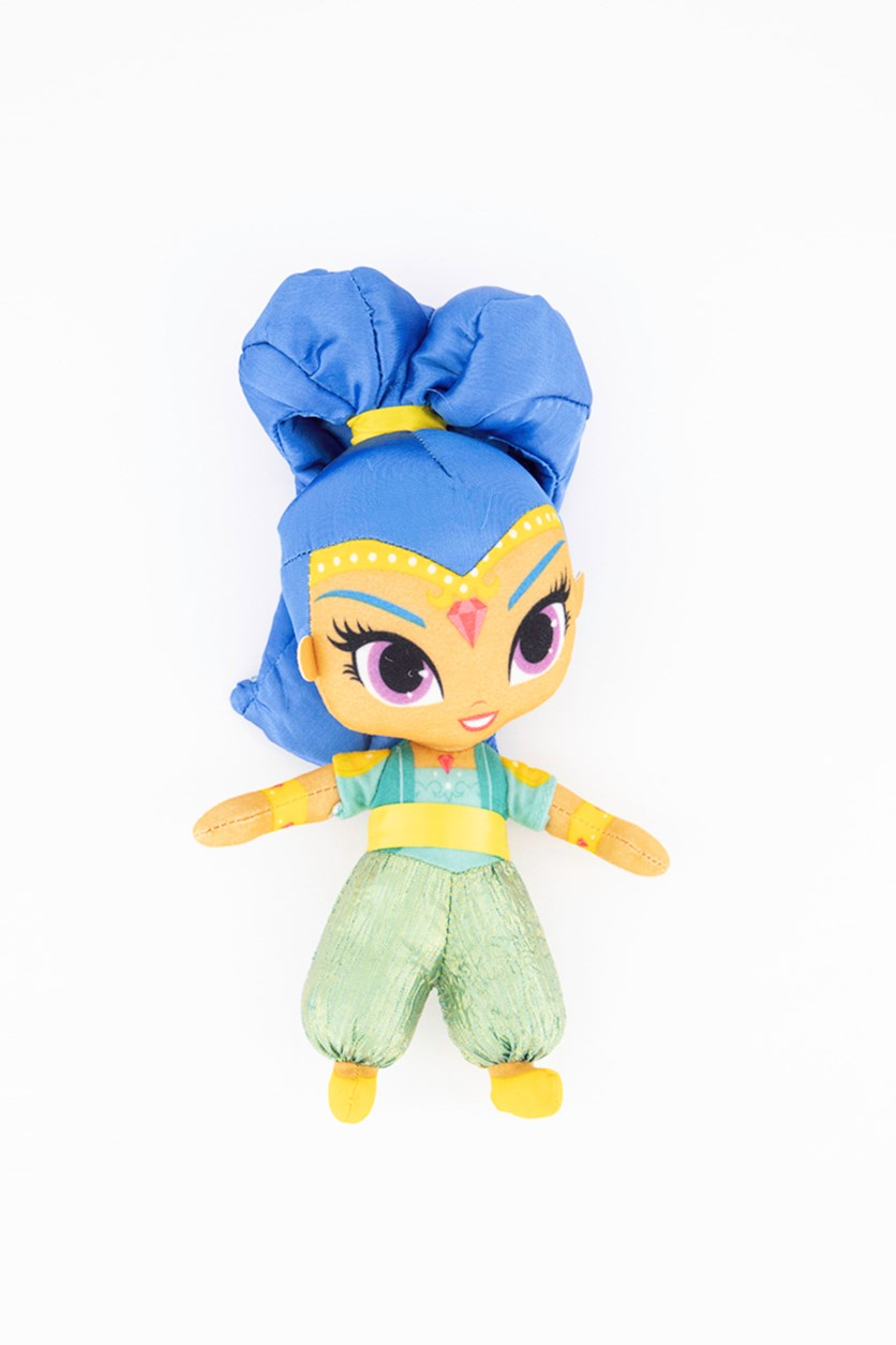 Shimmer & Shine 10-Inch Plush, Blue/Gold Combo