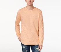 American Rag Cie Men's Washed Sweatshirt, Pink Tide