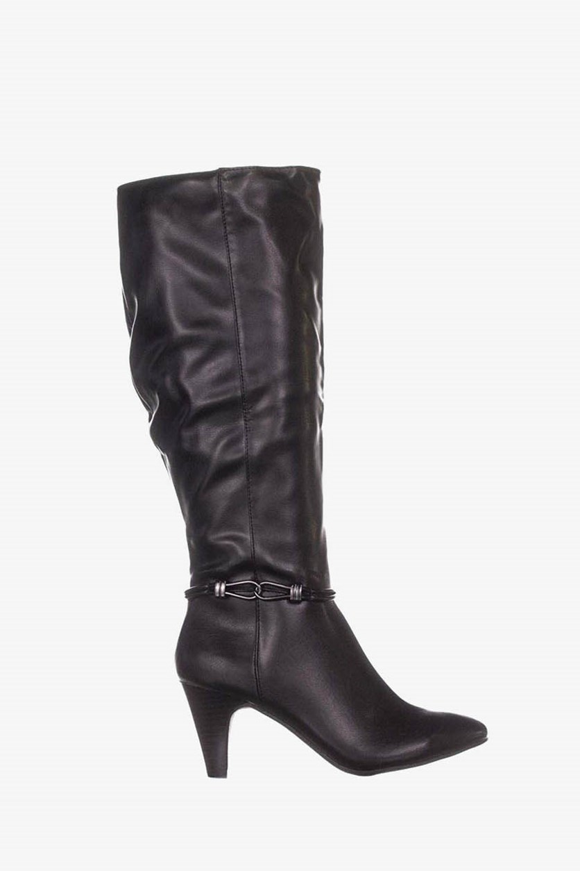 Women's Hollee Dress Boots, Black