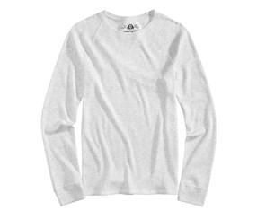 American Rag Men's Thermal-Knit Raglan-Sleeve T-Shirt, White