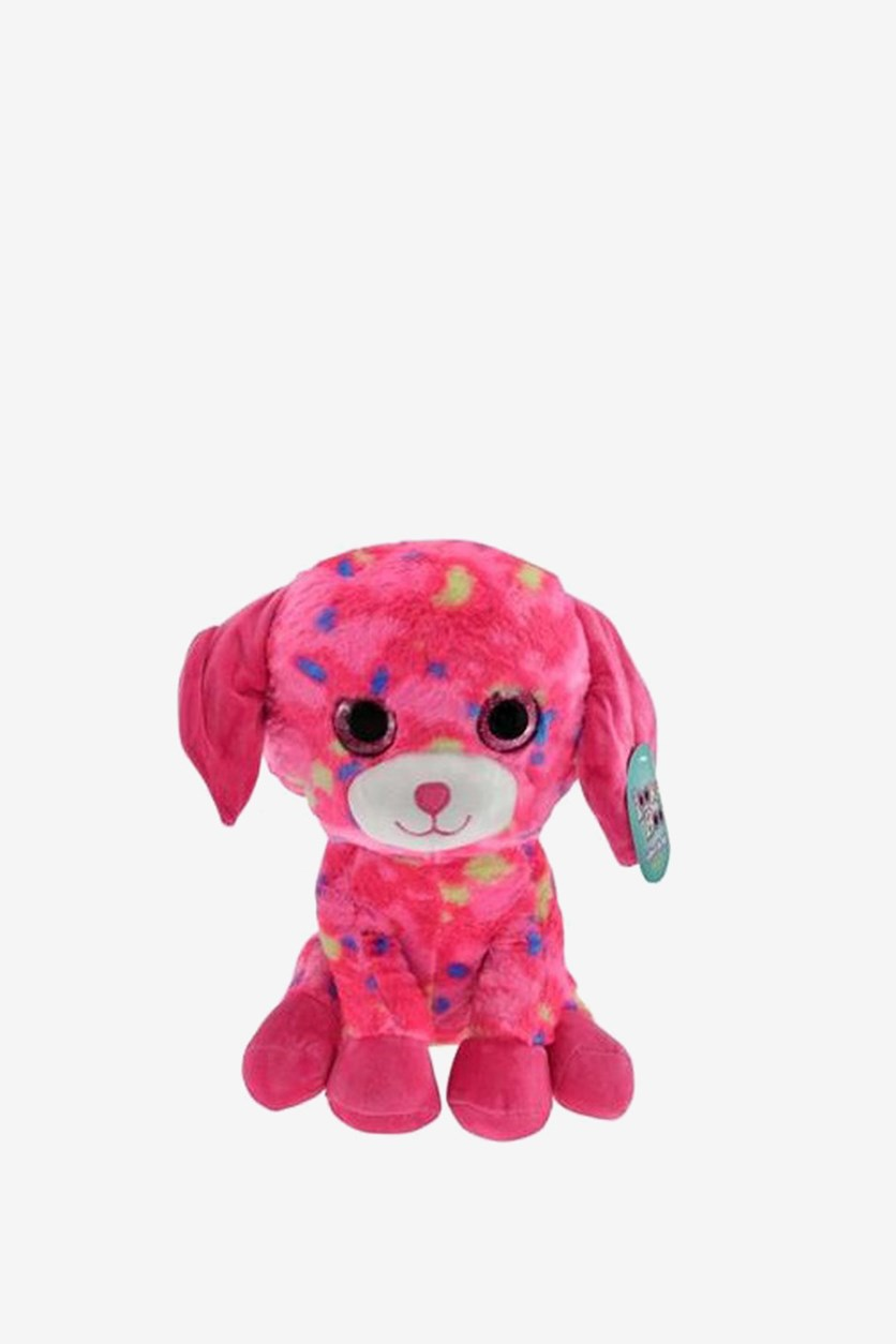 Bright Color Bright Eyes Dogs, Pink