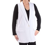 Ralph Lauren Women's Stretch Fashion Vest, White