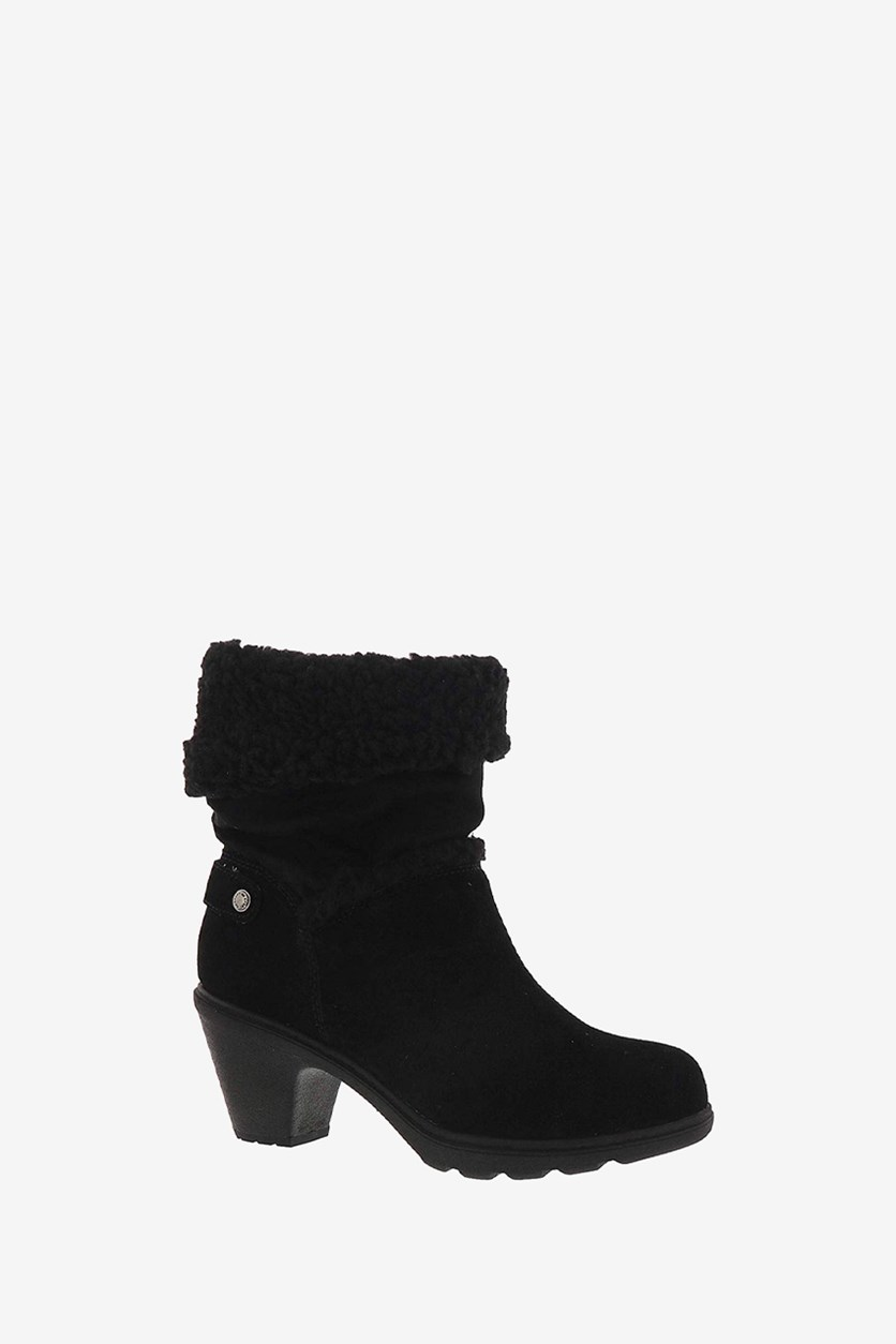 Women's Harvest Boot, Black
