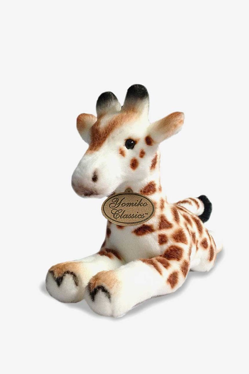 Yomiko Classics Medium Plush Animal Toys, Giraffe