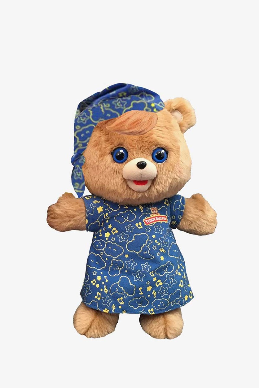 Teddy Ruxpin Pj Sing A Long, Blue/Brown