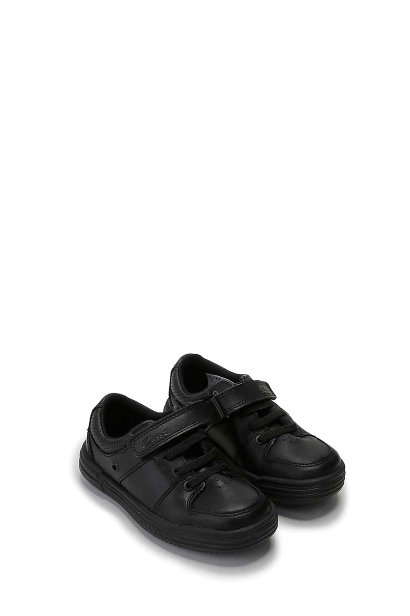 Boy's Chad Slide Shoes, Black