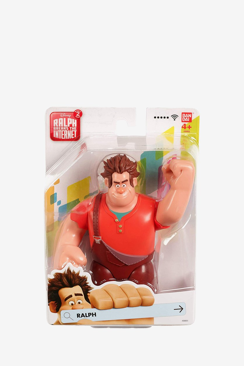 Ralph Breaks The Internet Figure, Red Combo
