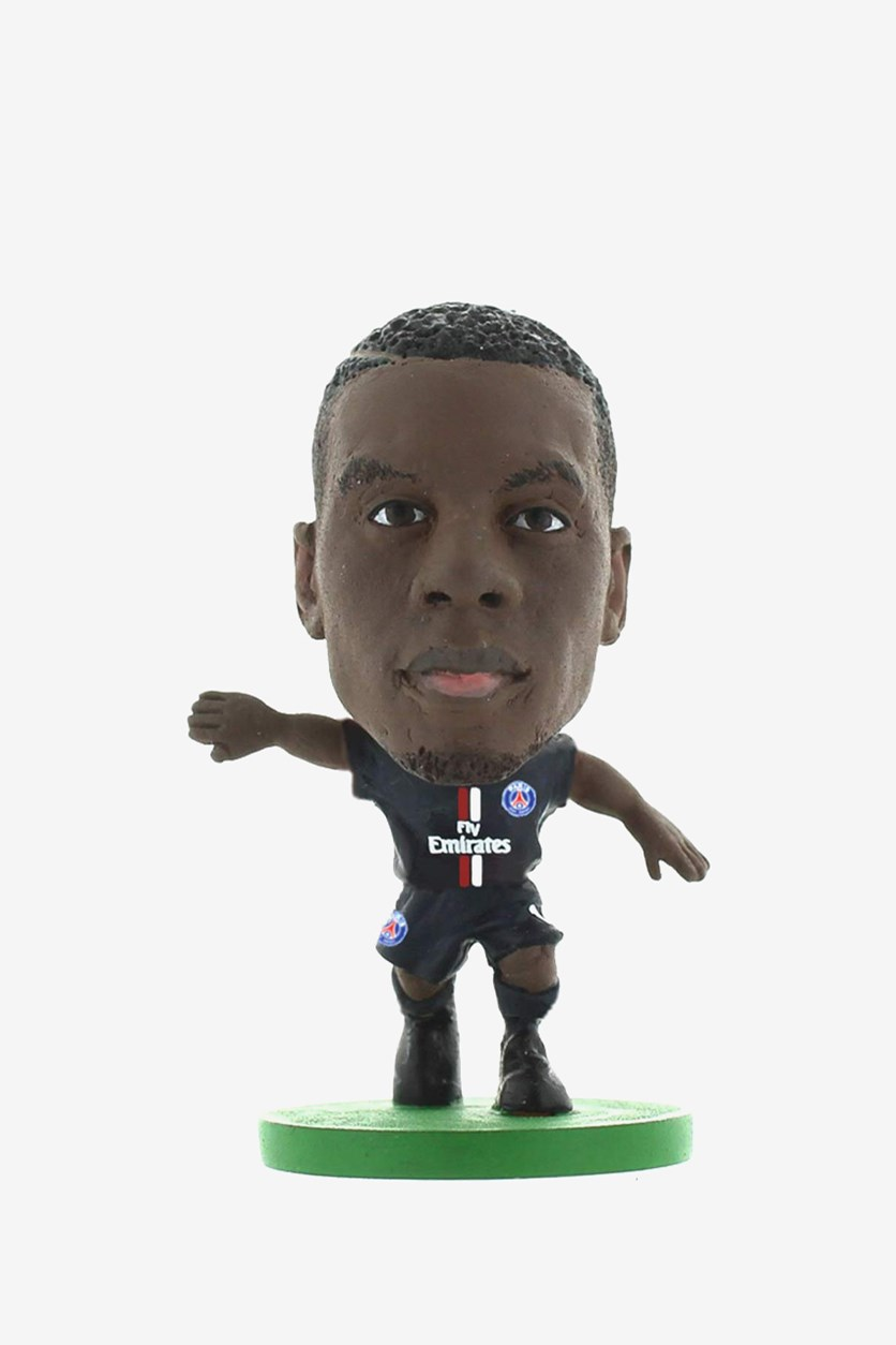 Paris Saint Germain Blaise Matuidi Figure, Black