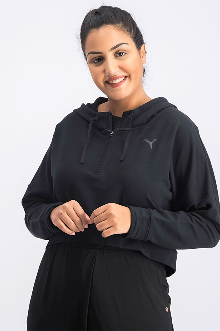 Women's Transition Cover Up Sweater, Black