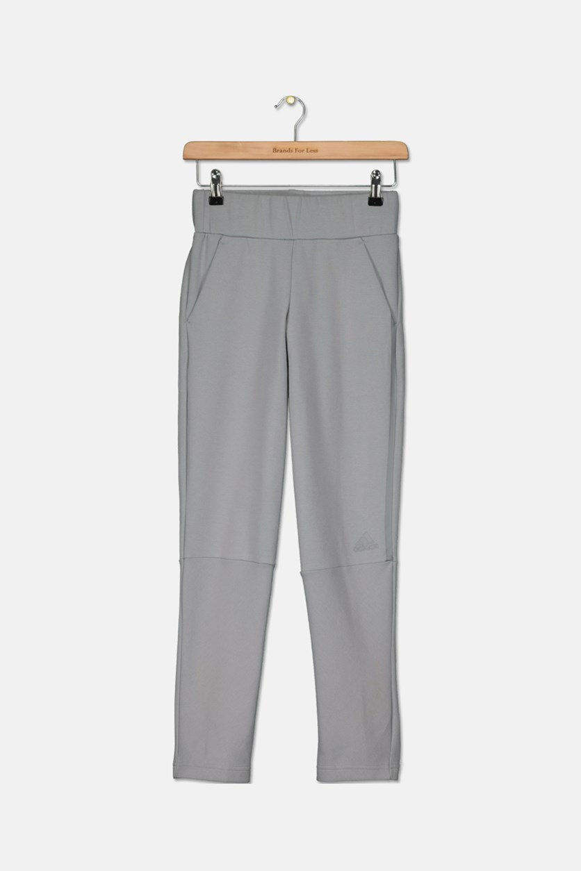 Big Girl's Z.N.E Pants, Grey