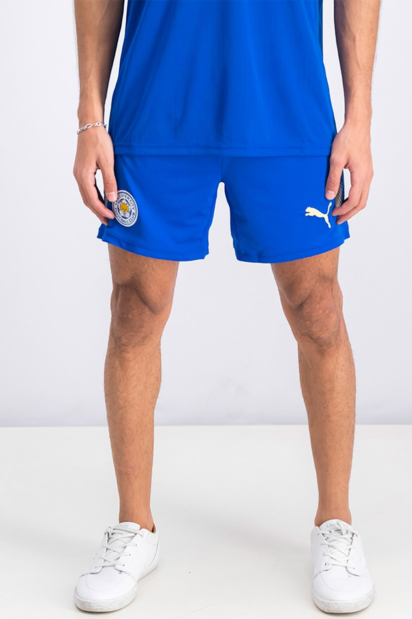 Men's Leicester Adults Home Short, Royal Blue
