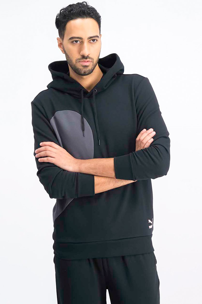 Men's Heartbreaker Hoody, Black