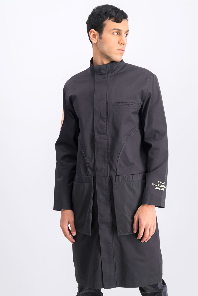 Men's Han Coat, Black