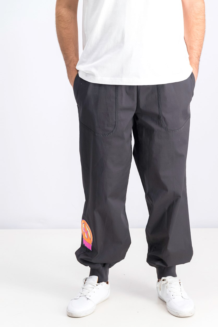 Men's Han Sweatpants, Charcoal