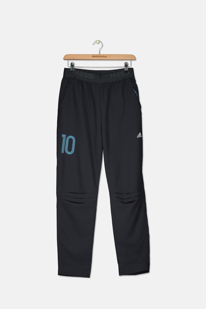 Kids Boys Messi Pants, Carbon