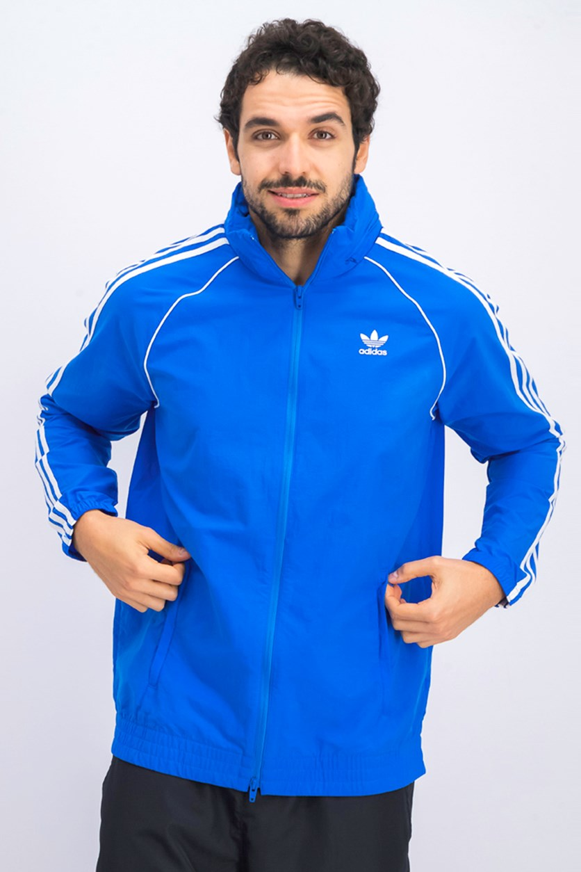 Men's Sportwear Jacket, Royal Blue