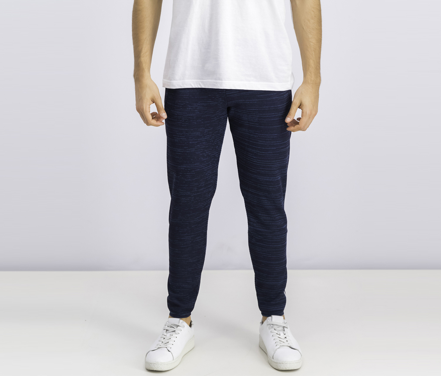 Shop Adidas Men's ZNE Parley Pants, Blue Combo for Clothing