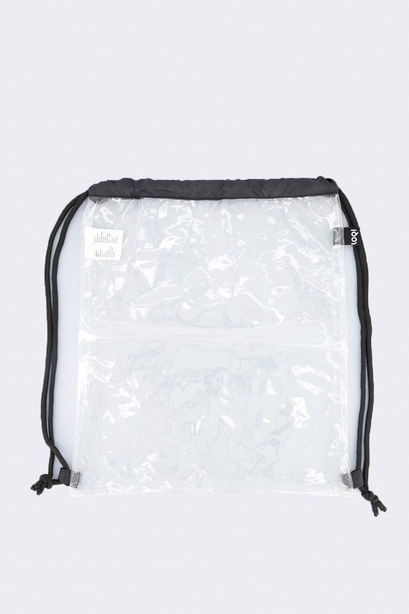 Gymnastic Unisex Backpack, Transparent