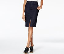 Calvin Klein Women's Pencil Skirt, Navy