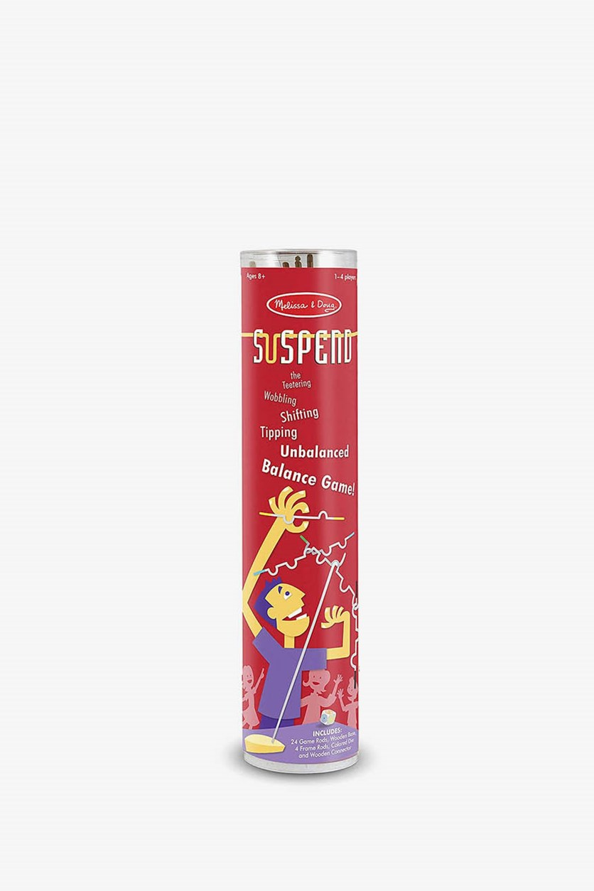 Suspend Balancing Game, Red Combo