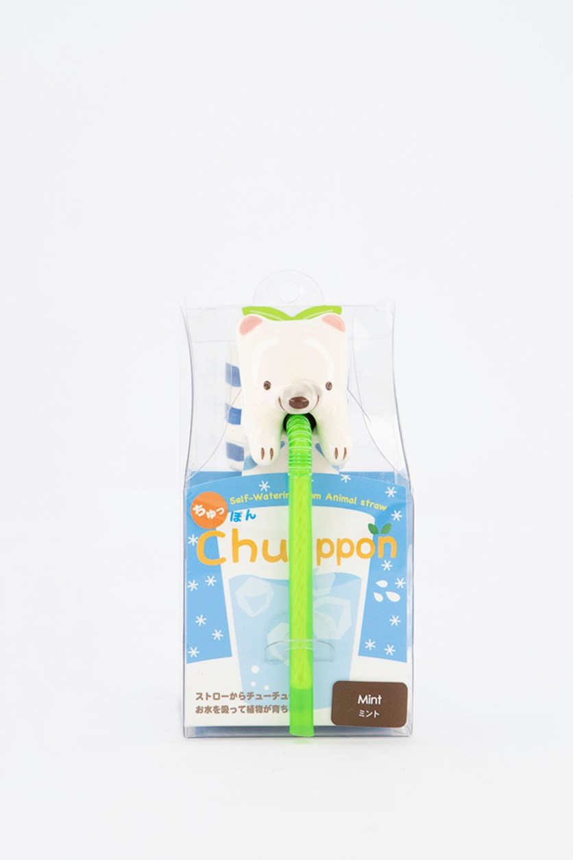 Chuppon Polar Bear Mint, White/Blue